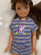 Whitney & Piglet, Flashlight Fun Barbie 1997 doll Winnie the pooh