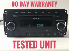 CH829 8-12 Jeep Chrysler Dodge RAM Kia RES Radio CD Player AUX MP3 P68021157AE