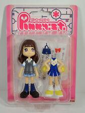 "Pinky:st. Pinky Street Anime School Girl Uniform & Cheerleader 4"" Action Figure"