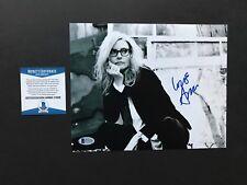 Aimee Mann signed autographed 8x10 Photo Beckett BAS cert