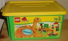 LEGO Duplo 2603 tub only - Dino Dinosaurs - no bricks -  see photos