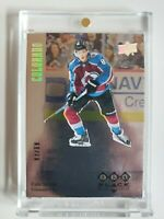 Cale Makar 2019-20 Black Diamond 1996-97 Tribute Triple Diamond /99 SP BDT-MA