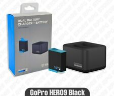 GoPro HERO 9 Black Dual Battery Charger Spare Battery Go Pro ADDBD-001-EU  *NEW*