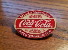 THE COCA COLA COLLECTORS ROADSHOW PIN
