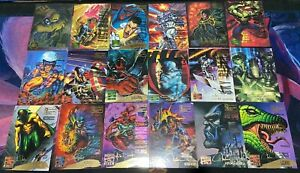 MARVEL MASTERPIECES SIGNATURE SERIES 1995 COLLECTION