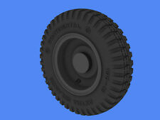 1/35 PANZER ART RE35-286 SIX ROAD WHEELS for GERMAN HORCH 1a Gelande - PROMOTE