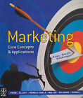 Marketing: Core Concepts and Applications by William M. Pride (Paperback, 2005)