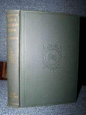 1928, First German Book, Rare, Leonard Bloomfield, The Century Co., Antique