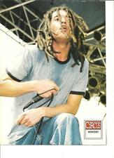 Nonpoint, Double Sided Full Page Pinup, Limp Bizkit