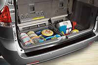 Toyota Gray Sienna Cargo Organizer PT924-08100-10 Genuine Toyota Accessory