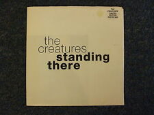 "CREATURES STANDING THERE LIMITED EDITION 7"" POSTER BAG SIOUXSIE BANSHEES"