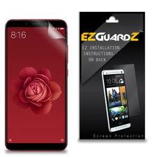 2X EZguardz Clear Screen Protector Shield HD 2X For Xiaomi Mi A2