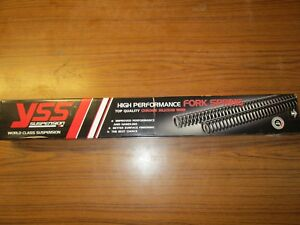 Fits Suzuki GSXR750 F,G,H YSS Progressive Fork Springs PR3501080