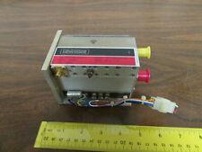 California Microwave 52-005744-002 Oscillator Unknown Frequency GHz RF SMA