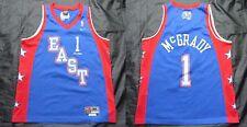 Tracy McGrady #1 EST ALL-STAR GAME NBA Jersey Shirt Orlando Magic adulto taglia M