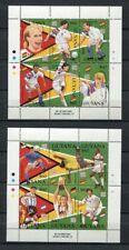 s6911) GUYANA 1994 MNH** WC Football'94 - CM Calcio m/s x2