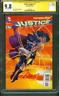 Justice League 12 CGC SS 9.8 Jim Lee 1st Print Iconic Superman Wonder Woman Kiss