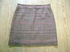 Marc Cain skirt.RRP £170.Sz N4 or 14.100% virgin wool.New.Checked