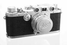 Leica III C - Replacement Leatherette Cover - Laser Cut - Moroccan
