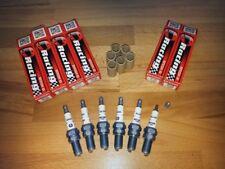6x Bmw M3 3.2i E46 y2000-2007 = Brisk YS Silver Electrode Upgrade Spark Plugs