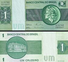 BRASILE Brazil - 1 cruzeiro 1980  FDS - UNC