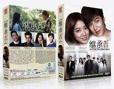INHERITORS Korean Drama - TV Series DVD with English Subtitles (K-Drama)