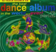 Various Artists / Best Dance Album In The World... Ever Part II *NEW* CD