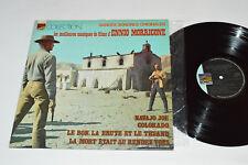 ENNIO MORRICONE Les Meilleures Musiques de Films LP Sunset Best Of Soundtrack