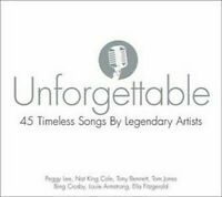 Various - Unforgettable (CD) (2004)