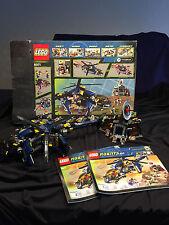 Lego Agents 8971-Bedrohung durch Komm. Magma-wie neu;mitOVP *schneller Versand*