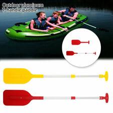 Pagaie télescopique portable 54-106cm Kayak Canoë Rafting Aviron pliable en a SH