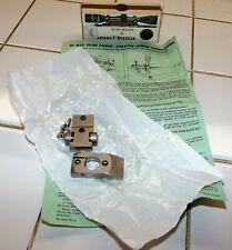 Buehler Basses - Nickel - Remington 700 Weatherby Mkv (#J-665)