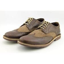 Zapatos informales de hombre Steve Madden color principal marrón de piel