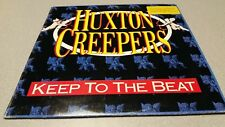 HUXTON CREEPERS - KEEP TO THE BEAT - 837 134-1, NEW WAVE, ROCK VINYL RECORD
