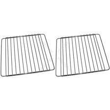 2 x Universal Adjustable Oven Cooker Shelf Rack Grill 390mm To 550mm Fits Bosch