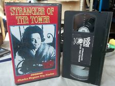 STRANGLER IN THE TOWER VHS CHARLES REGNIER KAI  FISCHER Something Weird Video