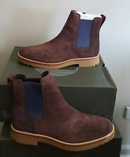 NEW TIMBERLAND MEN'S FOLK GENTLEMAN CHELSEA BOOTS US 10