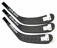 LOT 3 Bauer VAPOR STANDARD JR TOTAL ONE NXG Carbon Fiber Replacement Blades LEFT