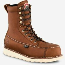 Red Wing Irish Setter Masculino 8 Polegadas Wingshooter Segurança dedo do pé Botas 83832