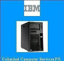 IBM Tower Enterprise Network Servers