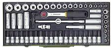 Proxxon Super-Kompaktsatz 3/8, 65-tlg.