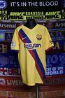5/5 Barcelona boys 13-15 158-170cm 2019 away original football shirt jersey