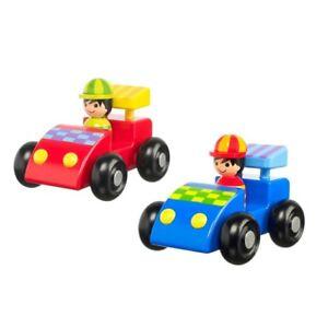 Orange Tree Racing Car Set