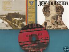 Jon Butcher - CD - Live At The King Biscuit 1987 - CD von 2007 - Neuwertig !