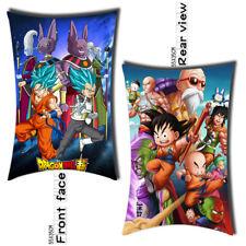"""21"""" Anime DRAGON BALL Z Pillow Case Cover Dakimakura Bed Headrest Mini Gift GL4"""