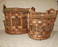 Hi-Home Interiors Santana Baskets set of 2