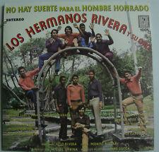 LOS HERMANOS RIVERA No Hay Suerte Para El Hombre re SALSA GUAGUANCO LATIN NEW