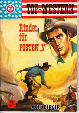"""Top Western Nr. 0092 ***Zustand 2+***  """"Indra"""""""