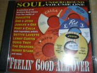Soul Underground Volume One Feelin' Good All Over 1995 Sequel NEM CD 759