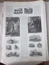 Vintage Print,PUBLICATION REVIEWS,Jan24,1876,Centennial Daily Graphic